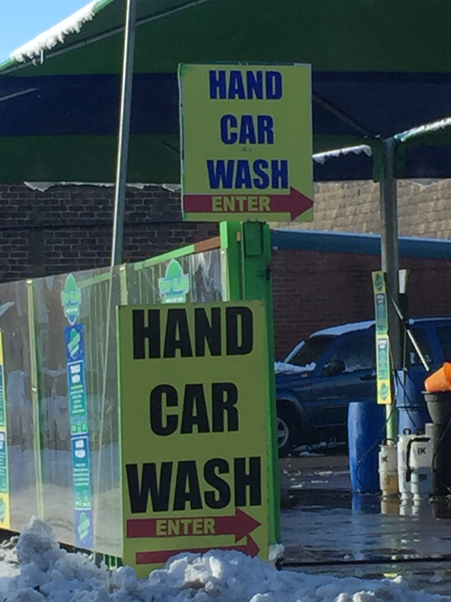 Crime at the Car Wash?  Serious Organised Crime and a View from Inside the NCA