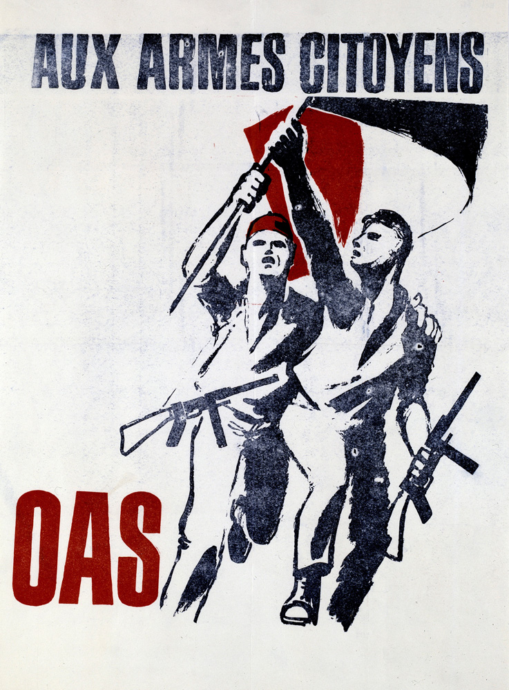 White Supremacist Insurgency: The OAS 1961-1963