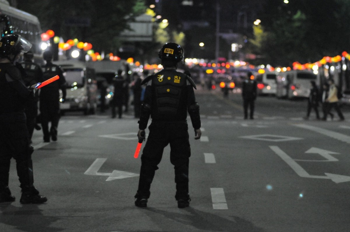 "U.S. Police Academies Overemphasize ""Warrior"" Training of NewOfficers"